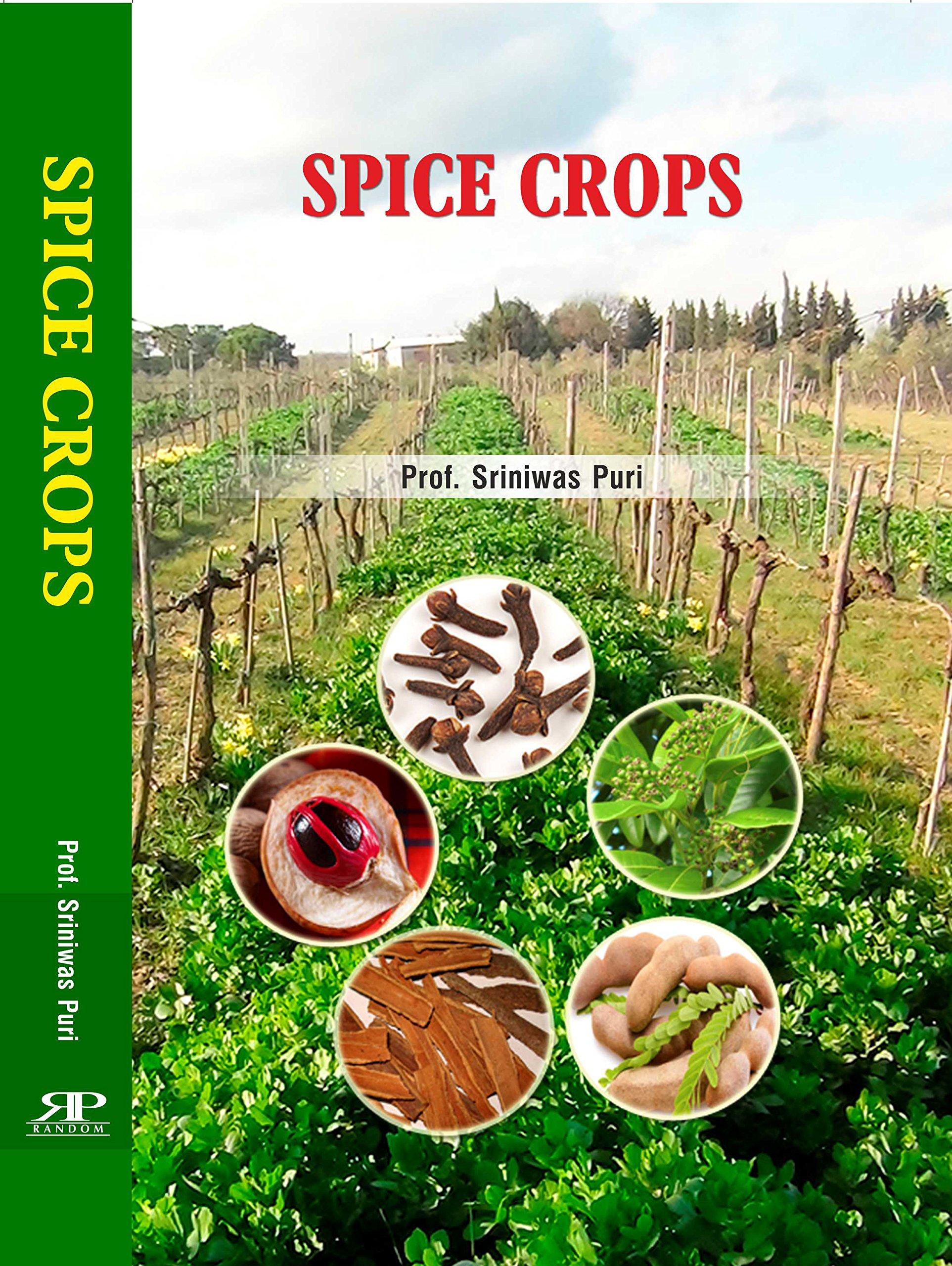 Spice Crops ebook