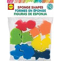 ALEX Toys Artist Studio Sponge Painting Shapes