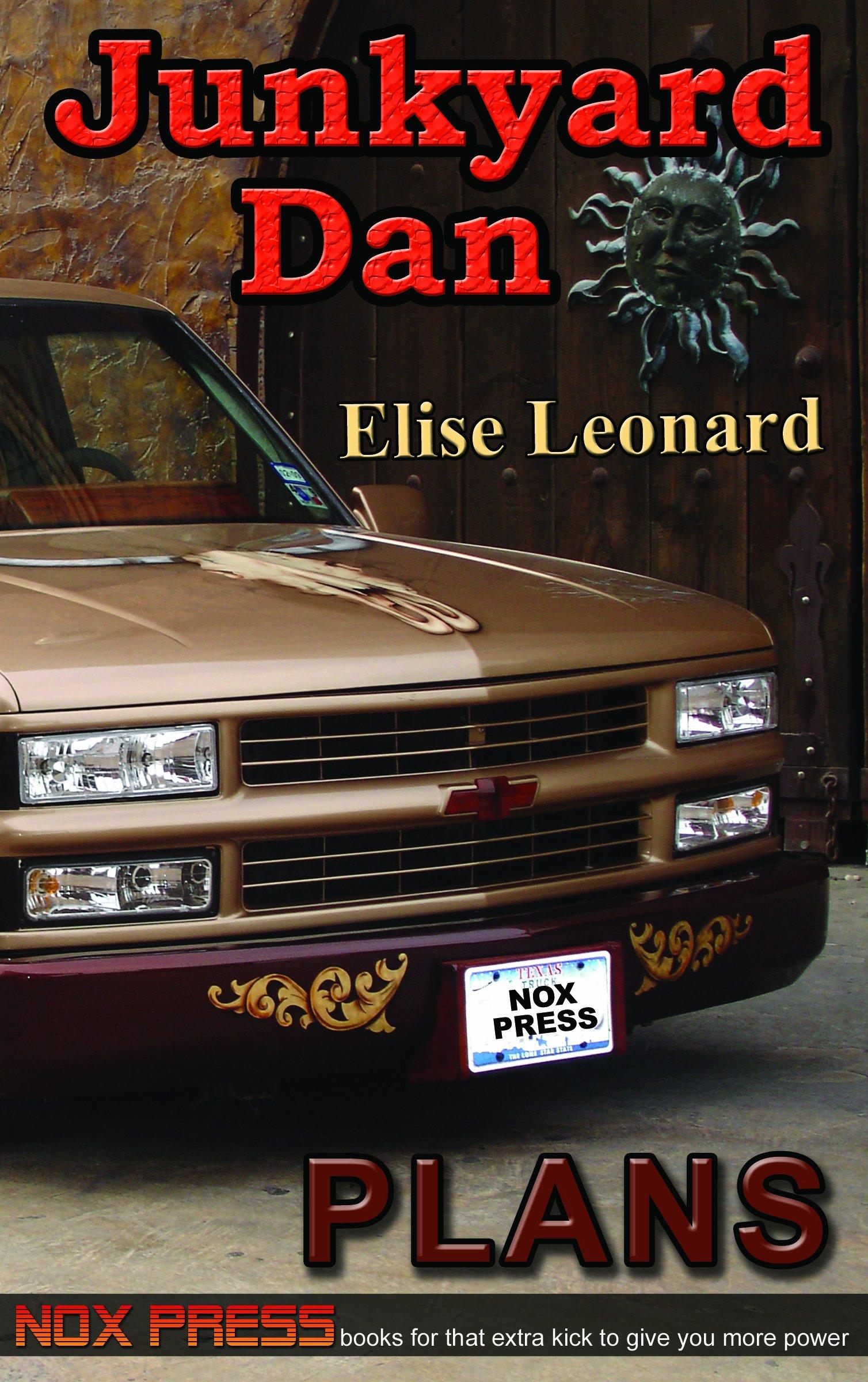 Read Online Plans - Book 5 of the Junkyard Dan series pdf