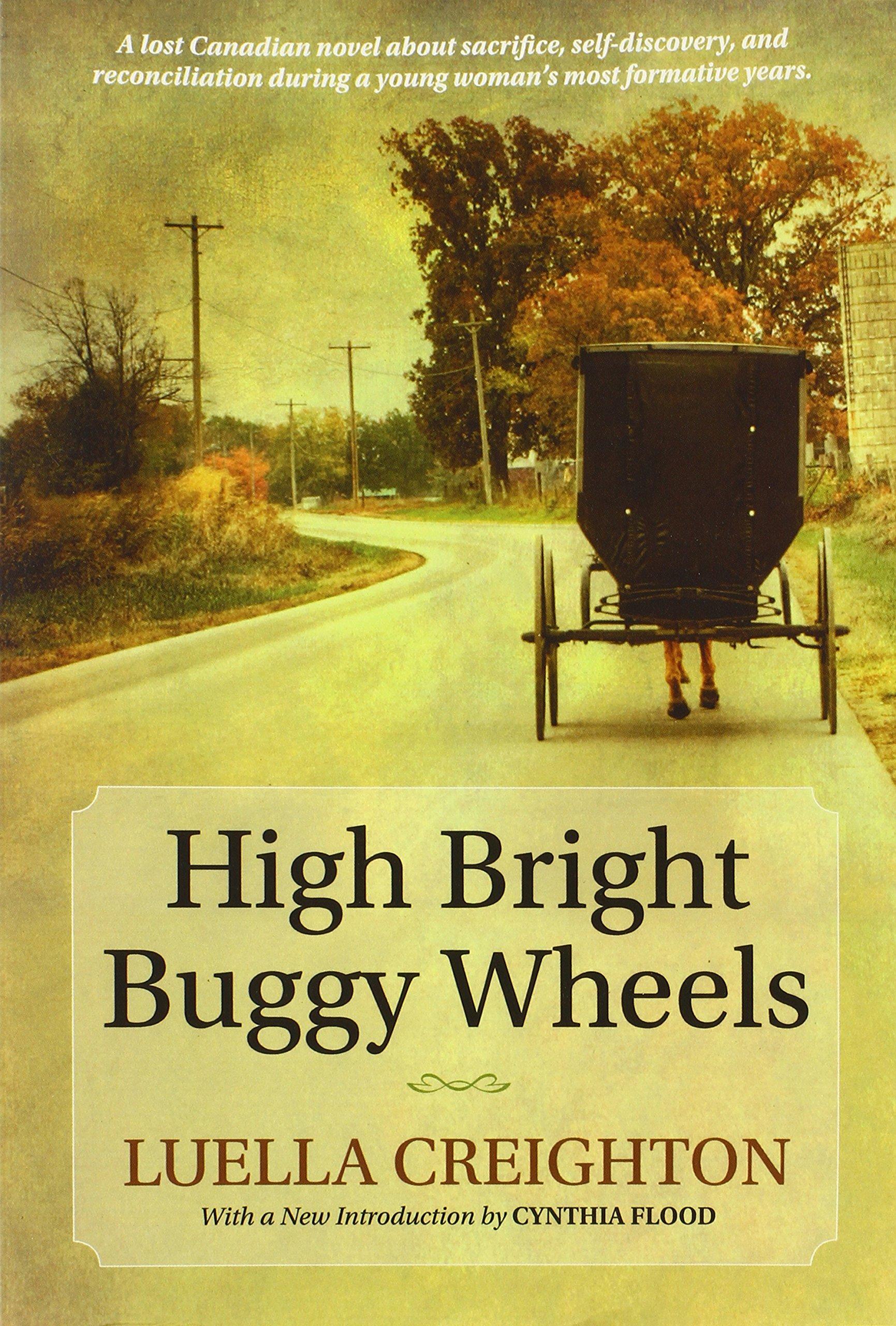 High Bright Buggy Wheels (Wynford Books) pdf