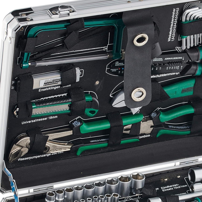Berbiqu/íes Brueder Mannesmann Werkzeuge M 537-EM