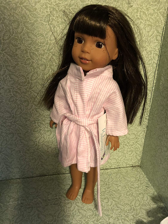 Welie Wisher Doll Bathrobe