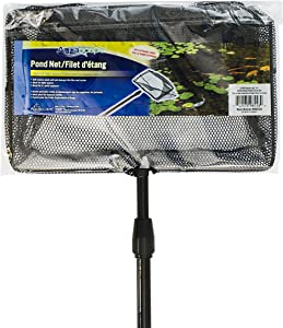 Aquascape 98558 Pond and Fish Net, 32-Inch Extendable Handle