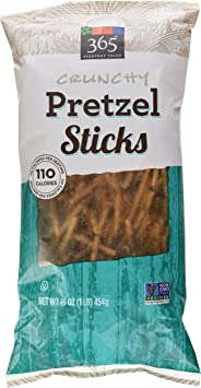 365 Everyday Value Crunchy Pretzel Sticks, 16 oz