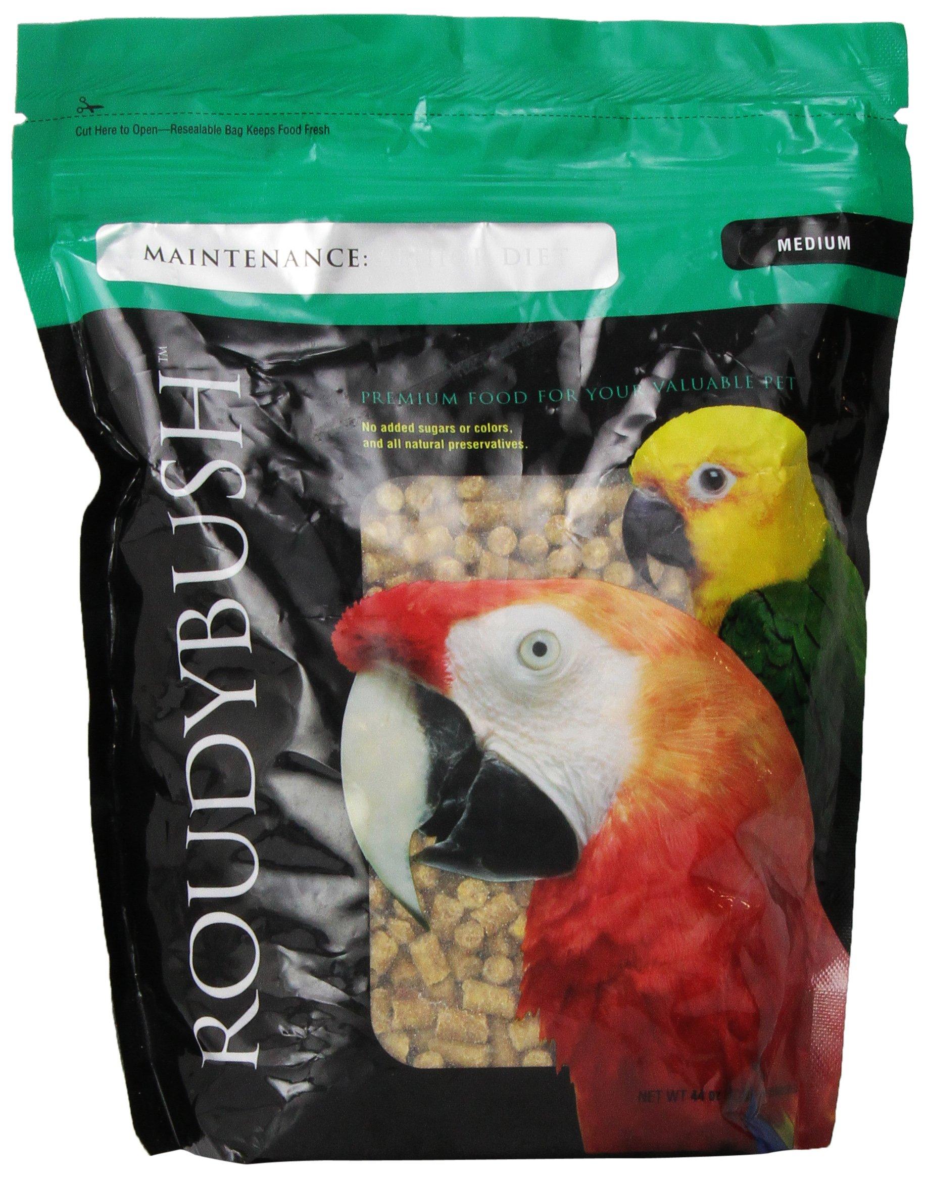 Roudybush Senior Bird Diet, Medium, 44-Ounce by RoudyBush (Image #1)