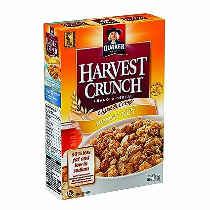 Image result for Quaker Harvest Crunch