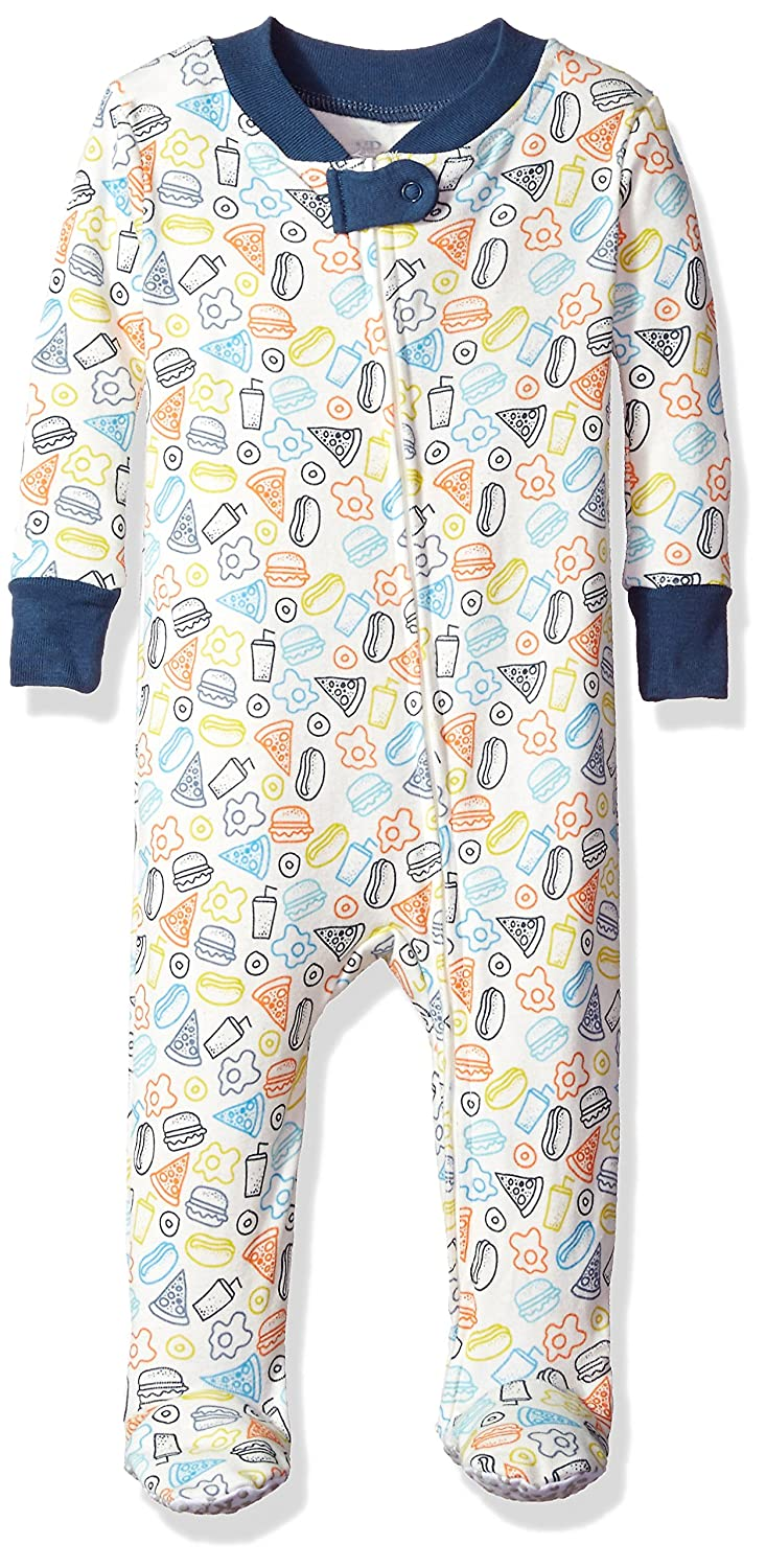 Rosie Pope Baby Boys Snug Fit Coveralls