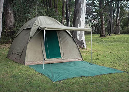 Alpha Kilo 4000 Canvas 6 Person Bow Tent