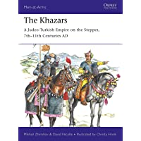 The Khazars: A Judeo-Turkish Empire on the Steppes, 7th–11th Centuries AD