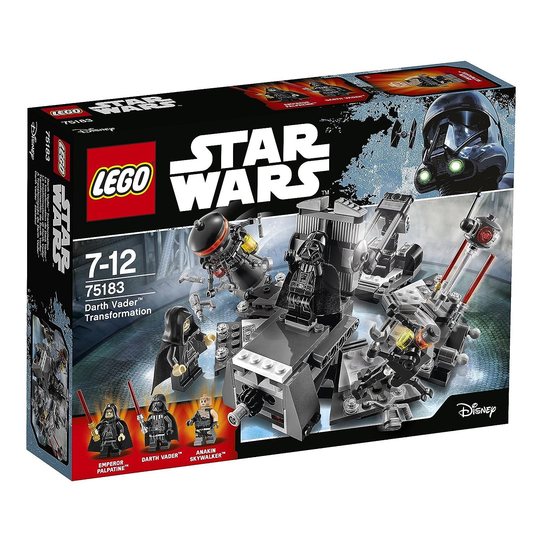 LEGO Star Wars Transformación de Darth Vader