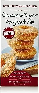 product image for Stonewall Kitchen Gluten Free Cinnamon Sugar Doughnut Mix, 18 Ounce Box