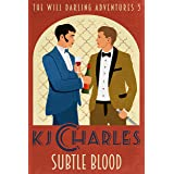 Subtle Blood (The Will Darling Adventures Book 3)