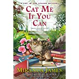Cat Me If You Can (Cat in the Stacks Mystery Book 13)
