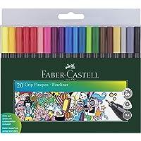 Faber-CastellGrip Finepen, 0.4Mm, 20'Li