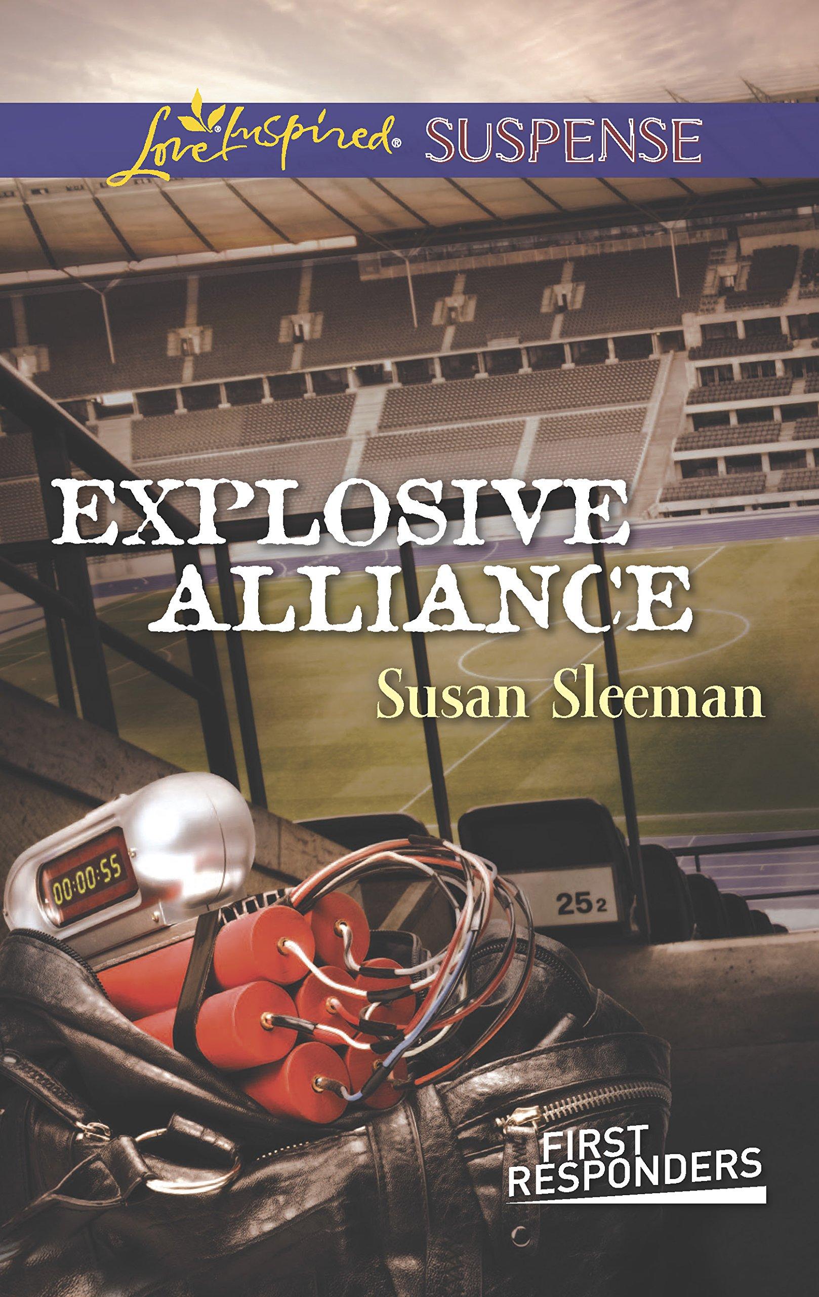 Explosive Alliance (First Responders) PDF