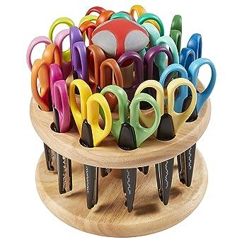 Amazon Com Ecr4kids Kraft Edgers Craft Scissor Set Decorative