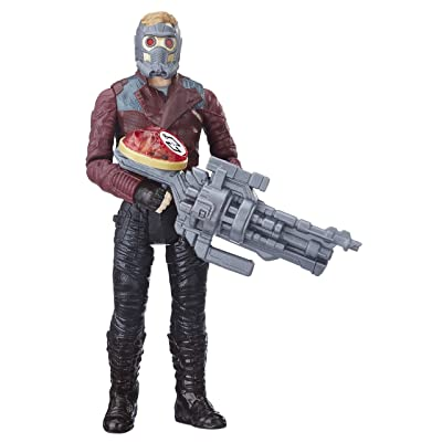 Marvel Avengers: Infinity War Star-Lord with Infinity Stone: Toys & Games