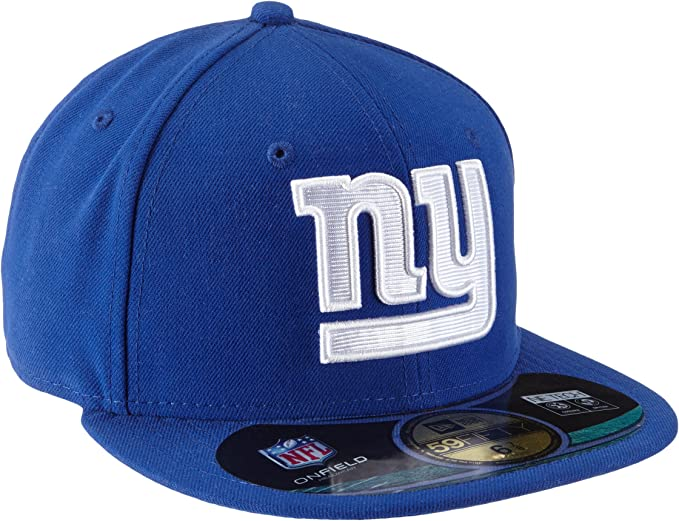 A NEW ERA ERA ERA Era Baseball Cap Mütze NFL On Field York Giants ...