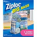 Ziploc Jumbo Big Bags 3 ea