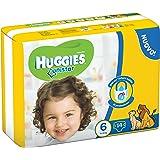 Huggies Unistar Pannolini, Taglia 6 (15-30 kg), 6 Confezioni da 14 [84 Pannolini]