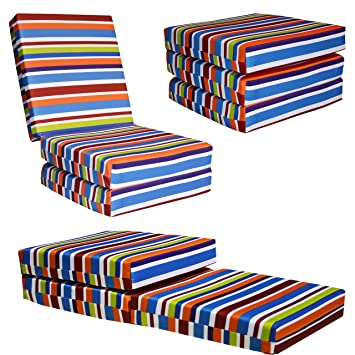 Kids Chair Bed Kids Folding Chairbed Futon Guest Z Bed Childrens
