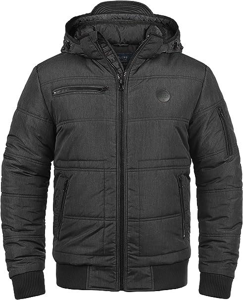 Find giacca a vento con cappuccio uomo amazon grigio autunno