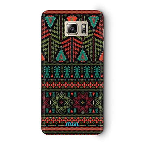 best website f9d77 40bc3 Mivi Samsung Galaxy Note 5 Designer Case Back Cover (Abstract)