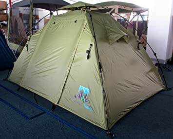 Pinnacle Tents Quick Set Dome Tent 7 X 5 & Amazon.com : Pinnacle Tents Quick Set Dome Tent 7 X 5 : Sports ...