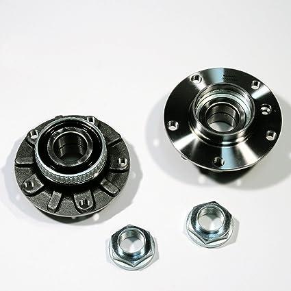 2 x Radlagersatz mit ABS-Sensorring f/ür vorne//f/ür die Vorderachse 2 x Radlager