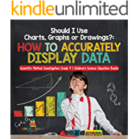 Should I Use Charts, Graphs or Drawings? : How to Accurately Display Data | Scientific Method Investigation Grade 4…