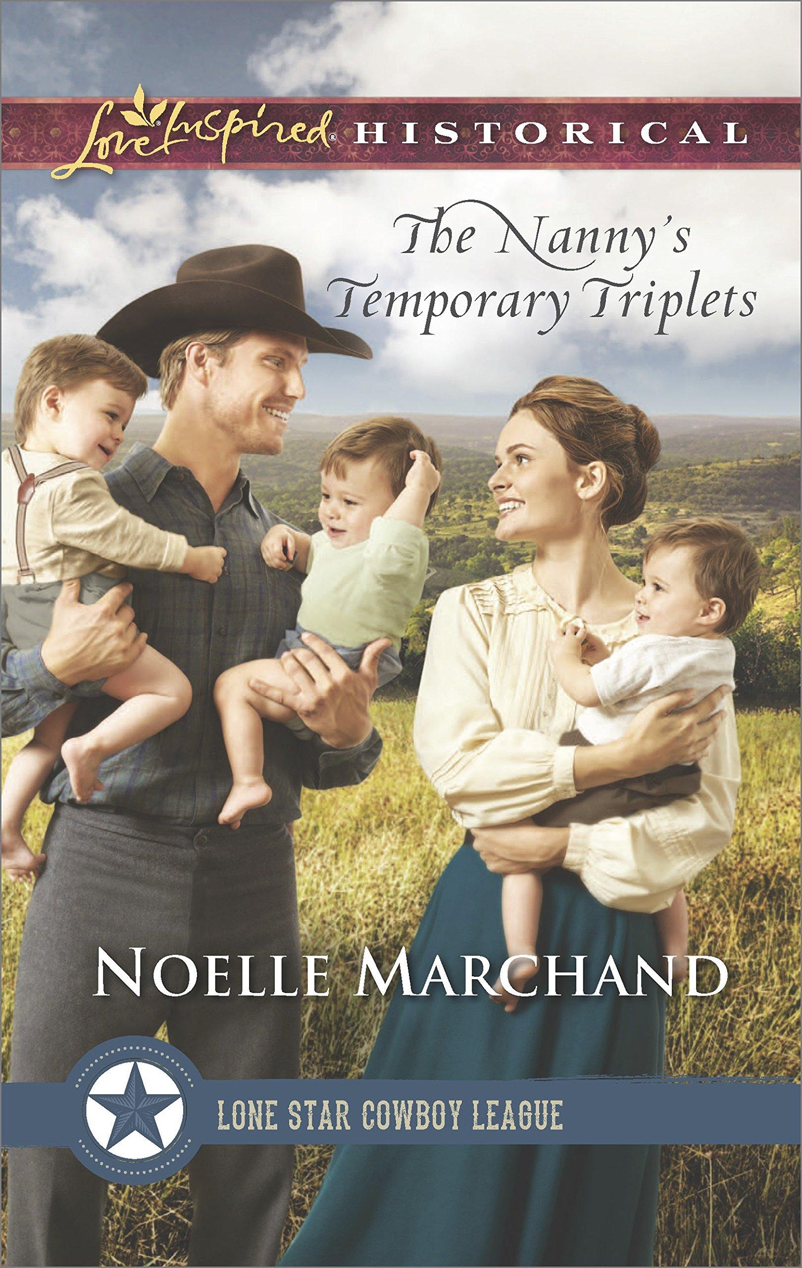 Nannys Temporary Triplets Cowboy League product image