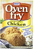 Shake 'n Bake Oven Fry Seasoned Coating Mix, Extra Crispy Chicken, 4.2 Ounce
