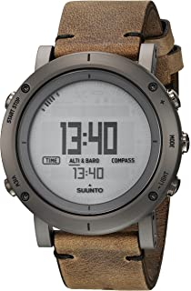 Suunto Essential Steel Color watch SS021216000