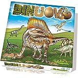 Creativamente 251 - Gioco in Scatola Dinuovo La Battaglia dei Dinosauri