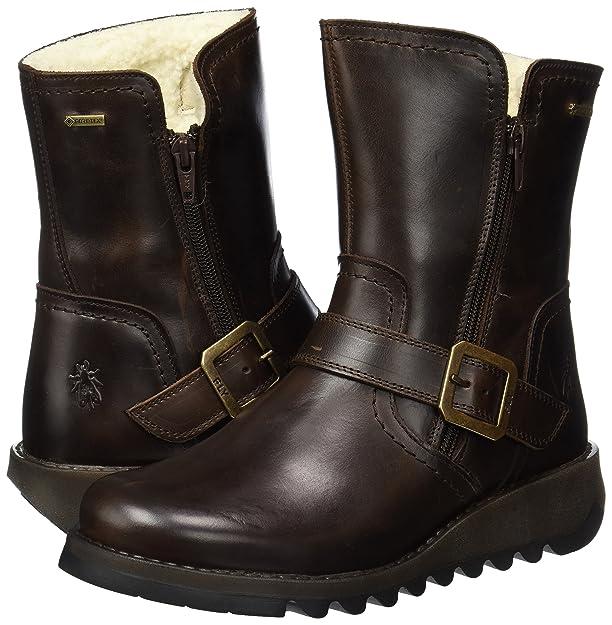 Fly London Gore-Tex SEKU057FLY, Botas para Mujer: Amazon.es: Zapatos y complementos