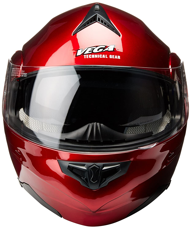 Amazon.com: Vega Summit 3.1 Full Face Modular Helmet (Flat Black, Small): Automotive