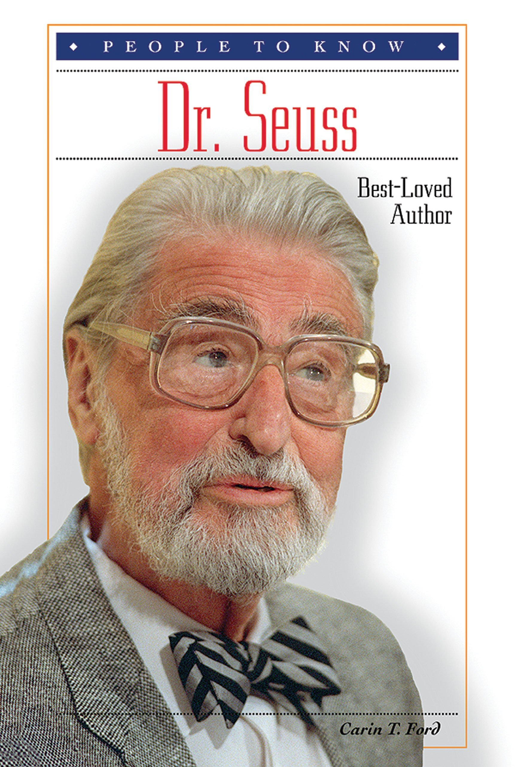Dr. Seuss: Best-Loved Author (People to Know): Amazon.es ...
