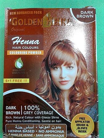 Amazon Com Henna Hair Dark Brown Beauty