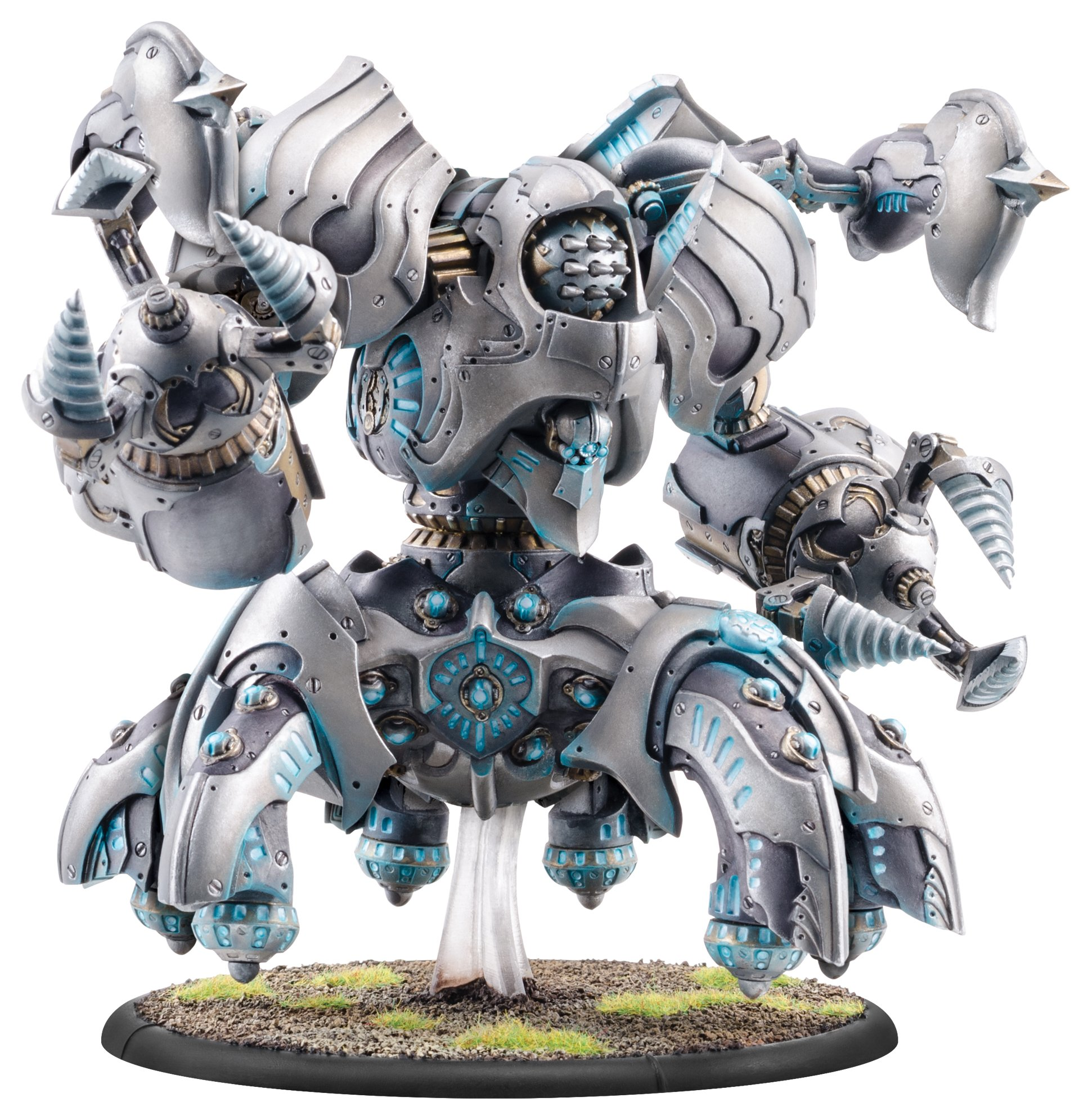 Warmachine Convergence: Prime Axiom / Prime Conflux Colossal by Warmachine