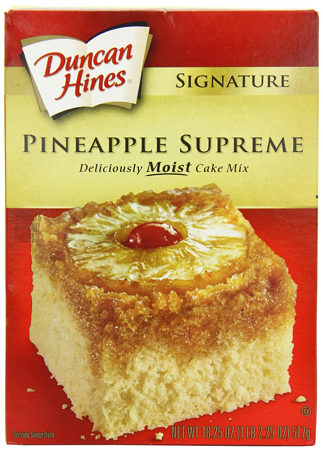 Duncan Hines Recipe For Upside Down Pineapple Cake