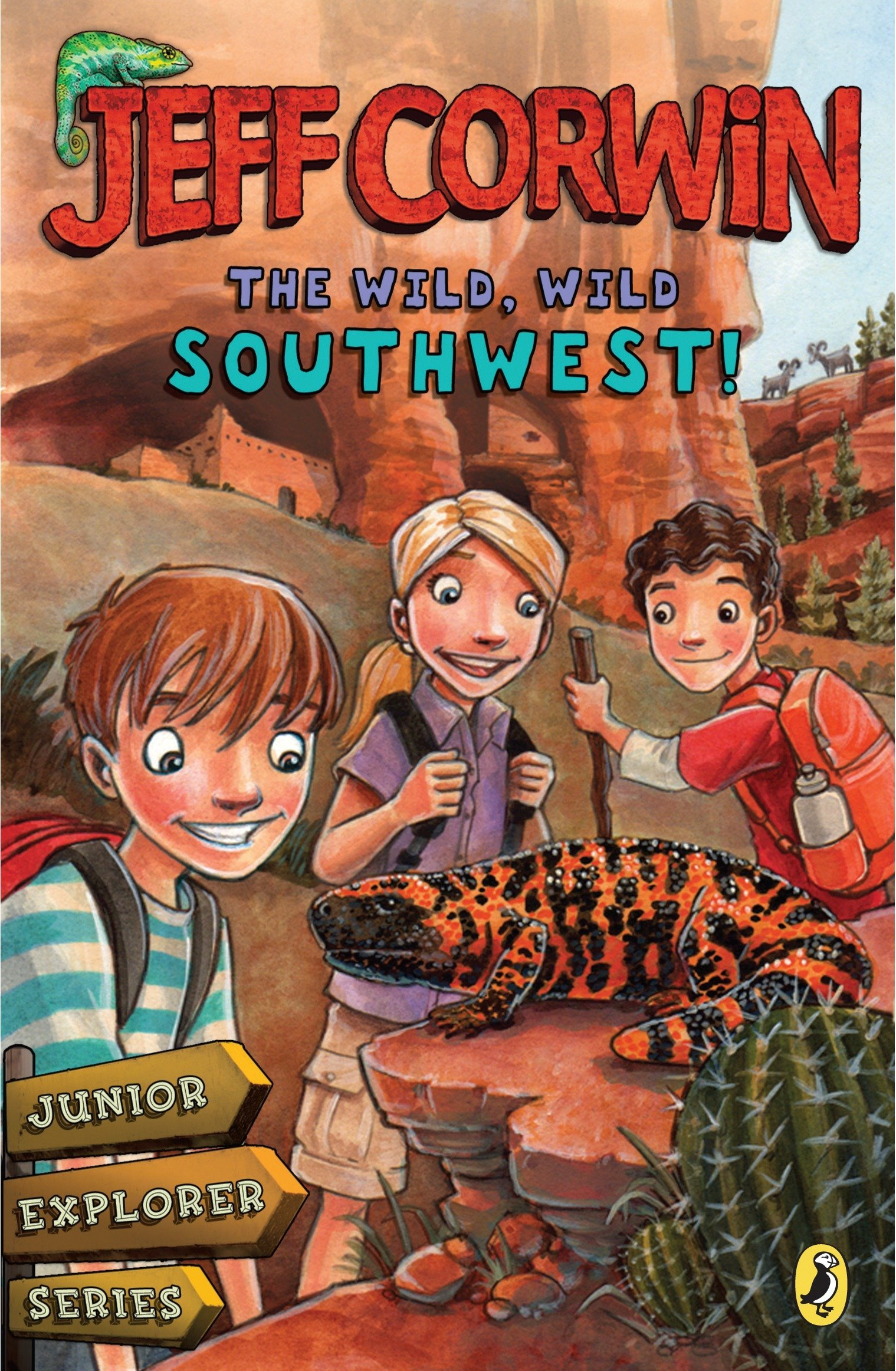 The Wild, Wild Southwest!: Junior Explorer Series Book 3 PDF