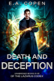 Death And Deception (The Lazarus Codex Books 01-05): Death Rites, Organ Grind, Shallow Grave, Knight Shift, and Death Match (English Edition)
