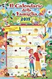 Calendario Agenda FAMIGLIA 2019
