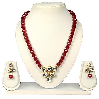 Buy Crazance Multi-Colour Beads Stylish and Trendy Jewellery