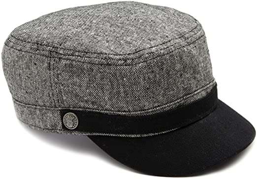 759abf715b65e Amazon.com  Brixton Men s Busker Hat  Clothing