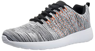 Clearance Men's Breathe Easy Fortune Knit Fashion Sneaker