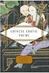 Chinese Erotic Poems (Everyman's Library Pocket Poets Series)