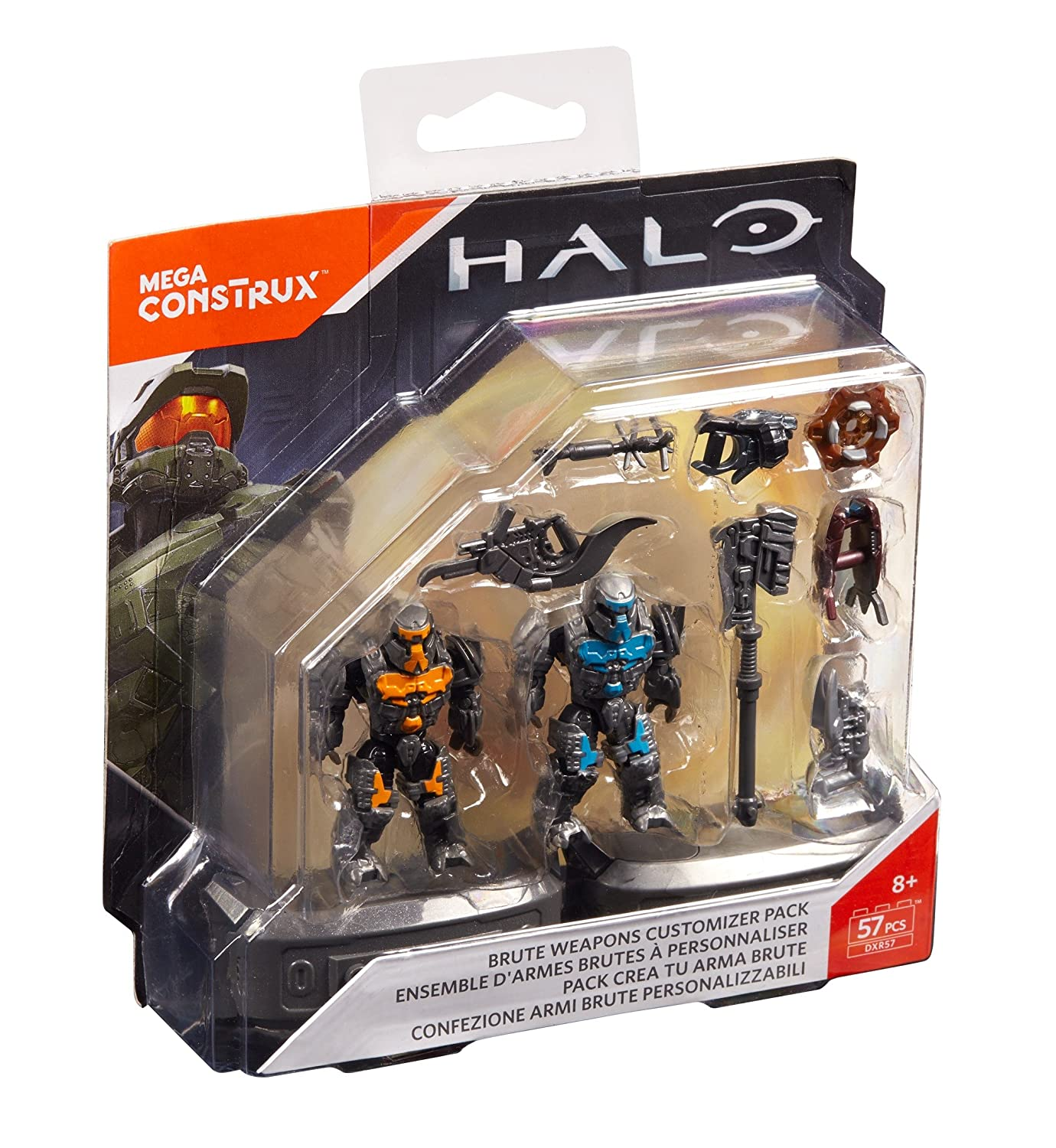 Mega Construx Halo Brute Weapons Pack
