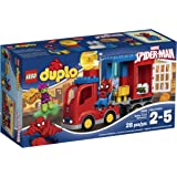 LEGO DUPLO Spider-Man Spider Truck Adventure 10608 Spiderman Toy