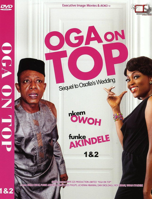 Amazon com: OGA on TOP: Nkem Owoh (Osuofia), Funke Akindele